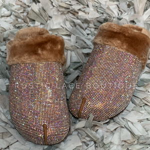 Queen Bling House Slippers