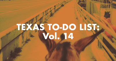 Texas To-Do List: Vol. 14