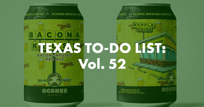 Texas To-Do List: Vol. 52