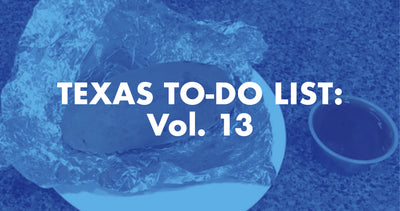 Texas To-Do List: Vol.13