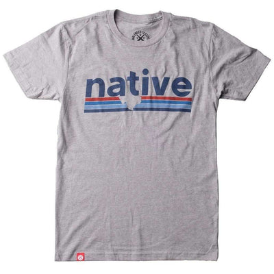 Native Texan Tee - Texas Humor Store