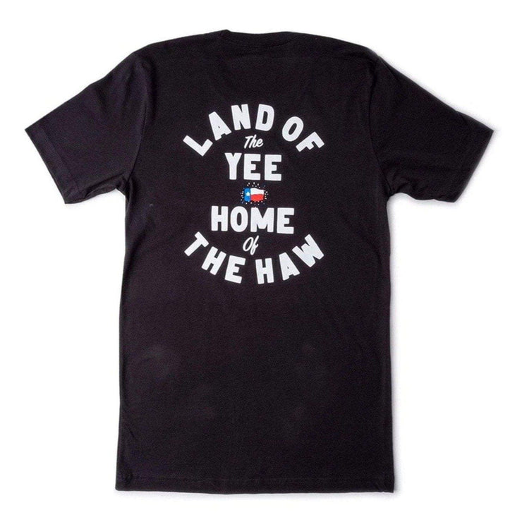 Land of the Yee Home of the Haw T-Shirt