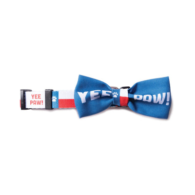 Yee-Paw! Dog Bow Tie