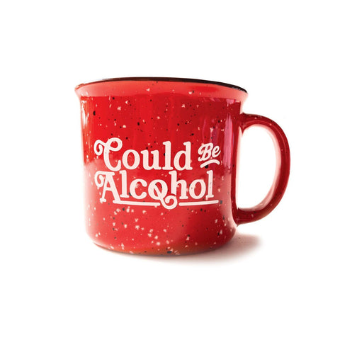 Could Be Alcohol Camp Mug