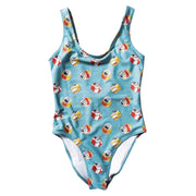 Crushin' Cans One Piece Swimsuit