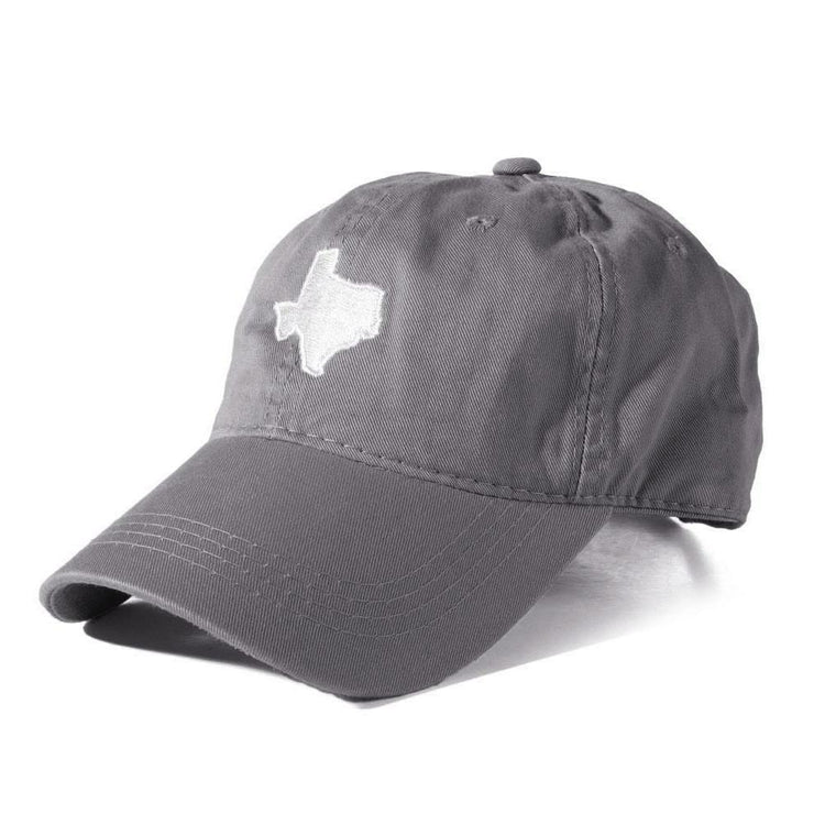 Charcoal Texas Hat - Texas Humor Store