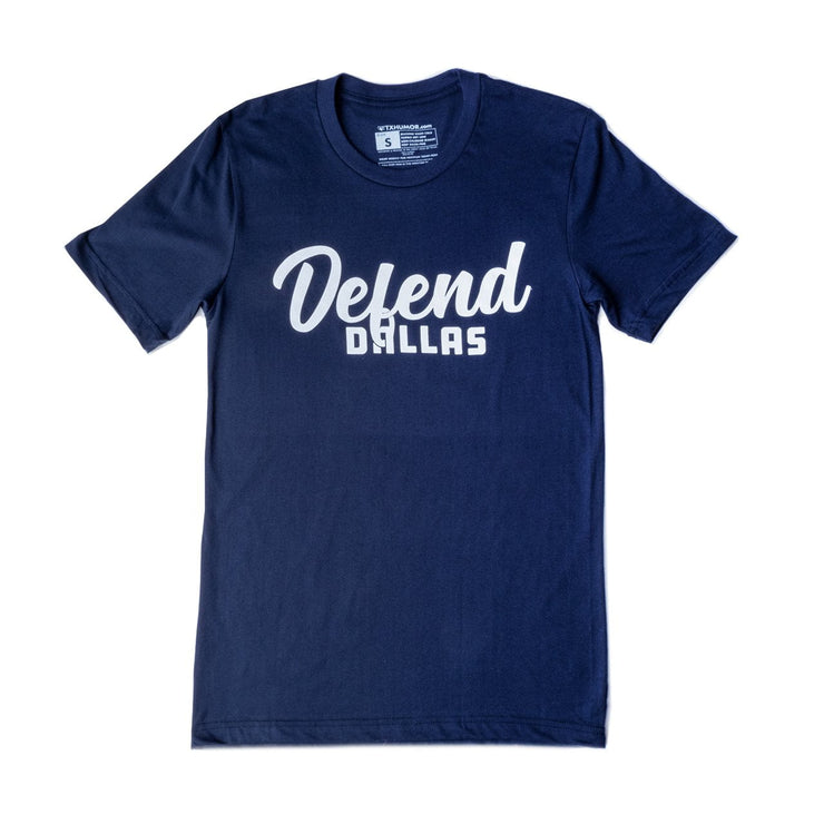 Defend Dallas T-Shirt