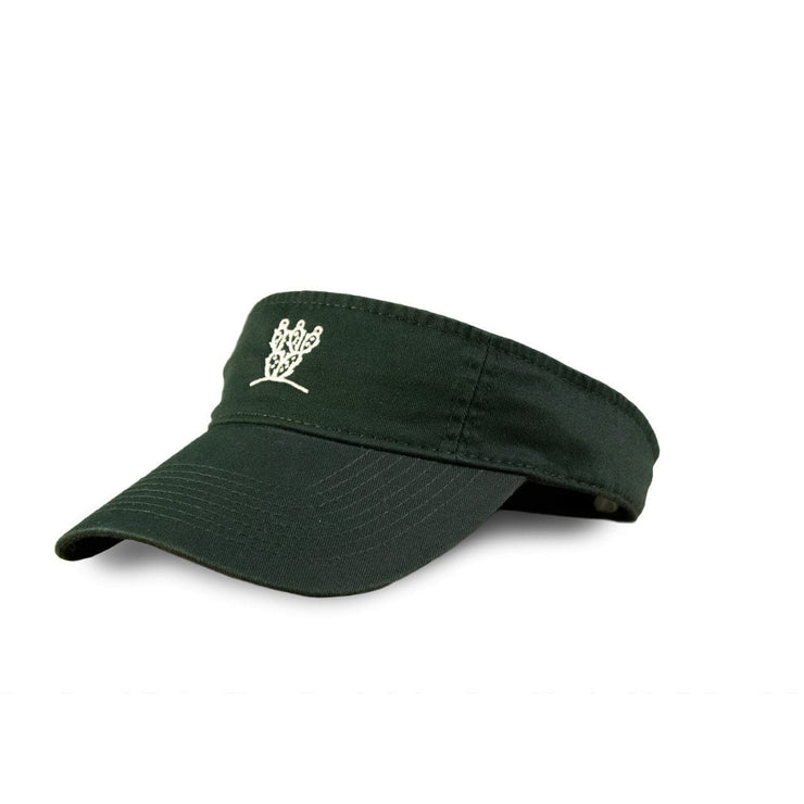 Green Prickly Pear Visor