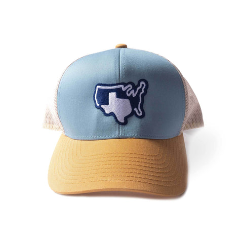 Grand Texas Trucker Hat
