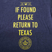 Return To Texas T-Shirt