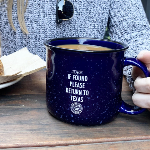 Return To Texas Camp Mug