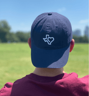 Heart of Texas Embroidered Adjustable Cap