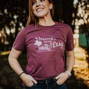 Home Is Where Texas Is T-Shirt