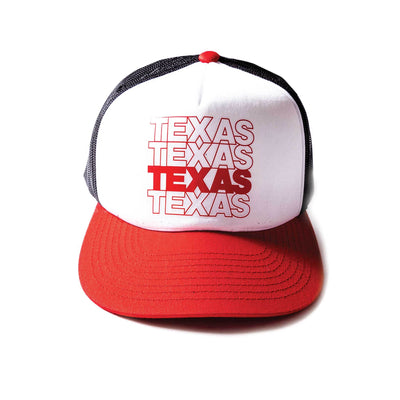 Texas Foam Trucker Hat