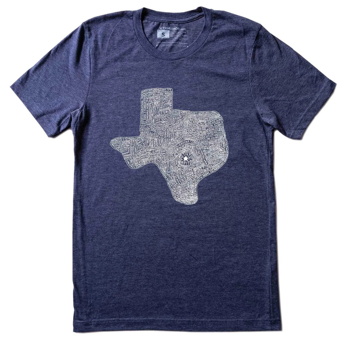 e9f29070b4 Clothing for the Texan state of mind.