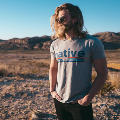 Native Texan T-shirt