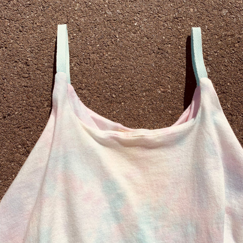 Cami Layered Tie Dye Dress