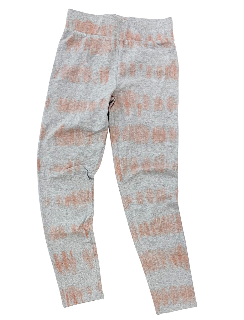 Tie-dye Stripe Leggings