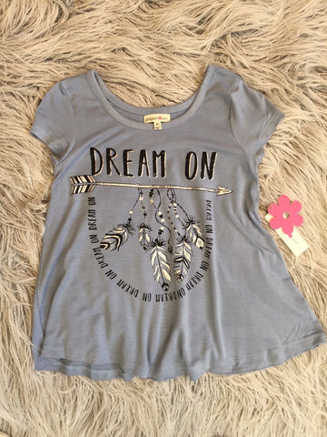 Dream On Swing graphic tee