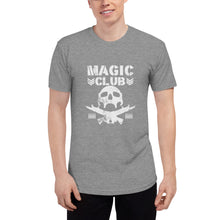 Load image into Gallery viewer, KMagic101 Magic Club Tri-Blend Track Shirt