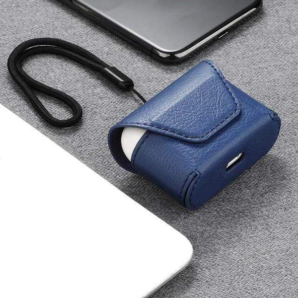 Sense Pro Etui de protection France / Blue Etui de protection Cuir Vintage Sense Pro Plus
