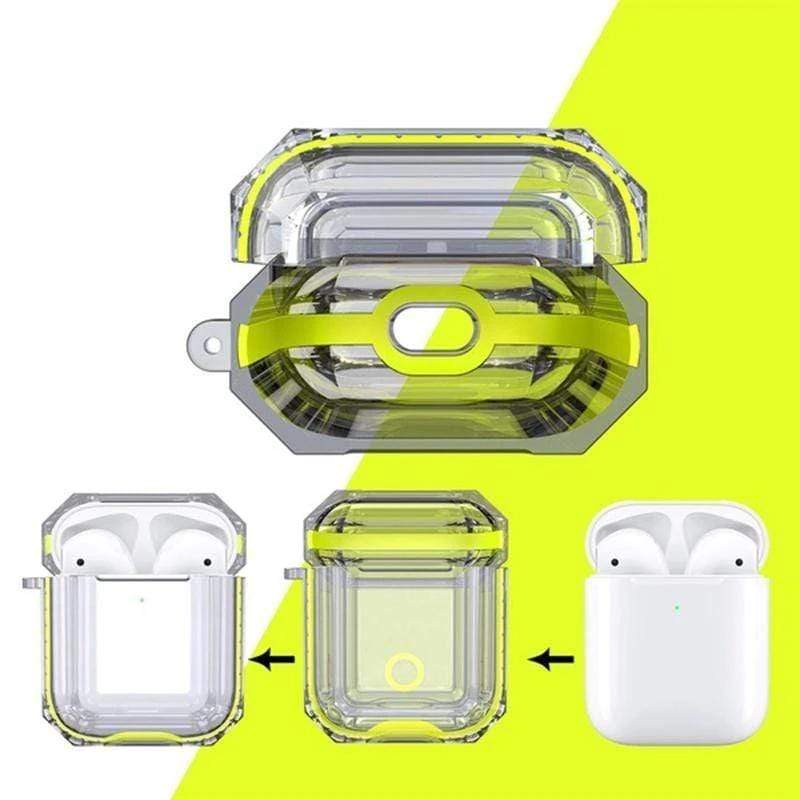 Sense Pro Etui de protection Jaune Boîtier de protection Future transparent Sense Pro
