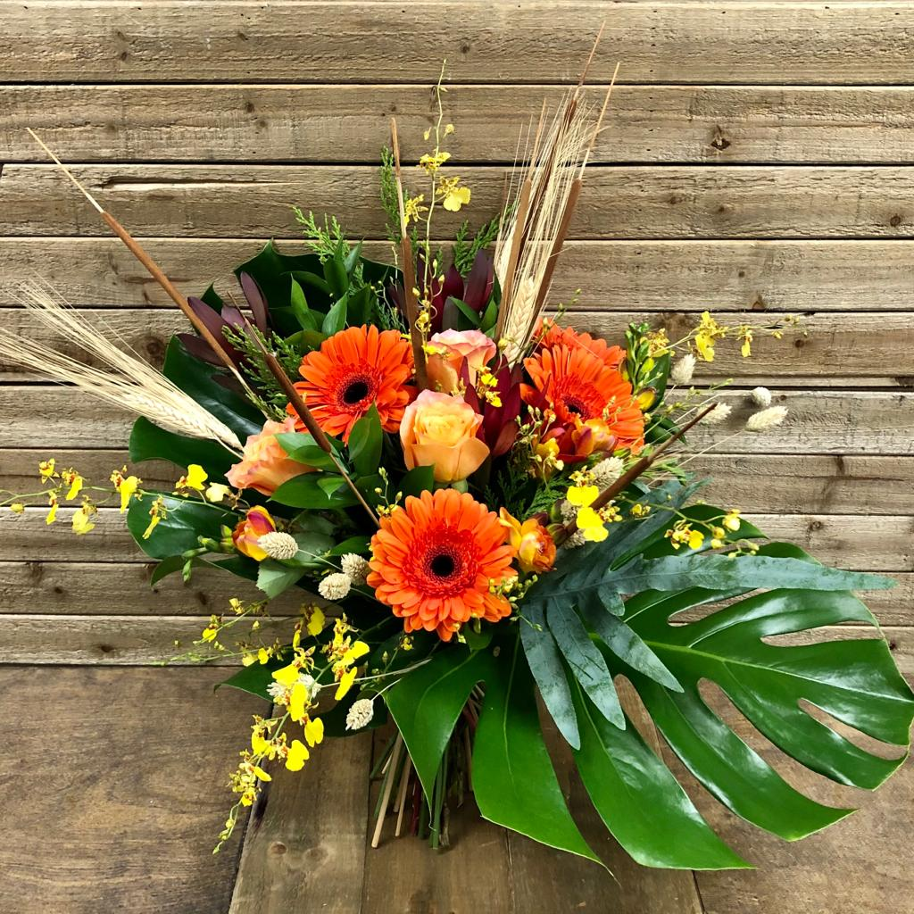 Seasonal Fall Handtied