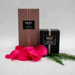 NEST Fragrance Rose Noir & Oud