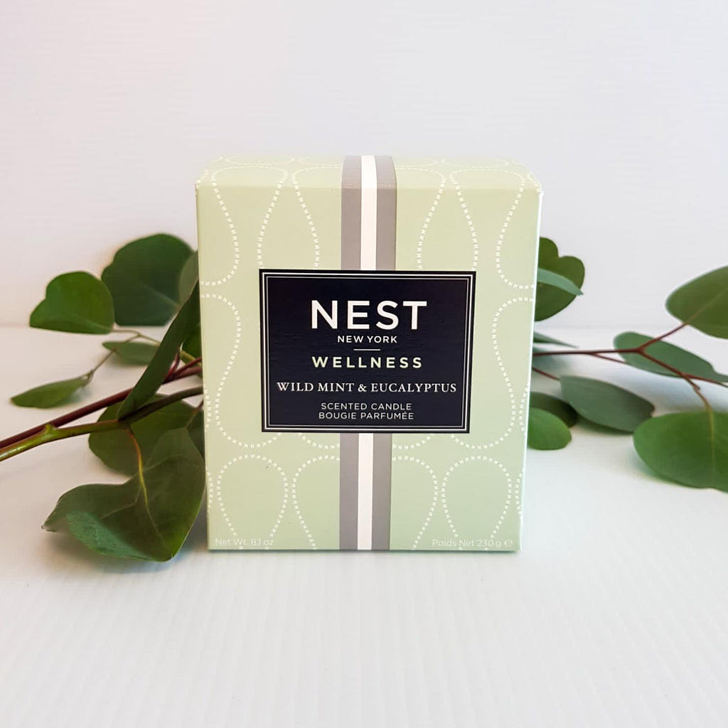 NEW NEST Fragrance Wild Mint and Eucalyptus