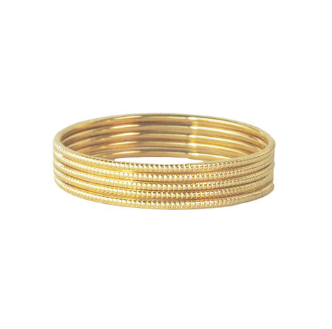 Cali Stacking Rings