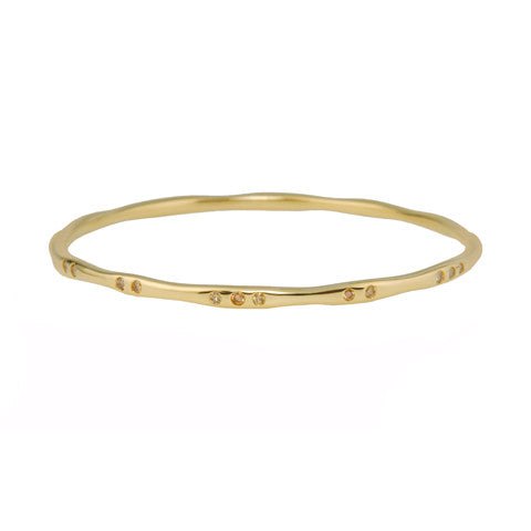 Water Diamond Bangle