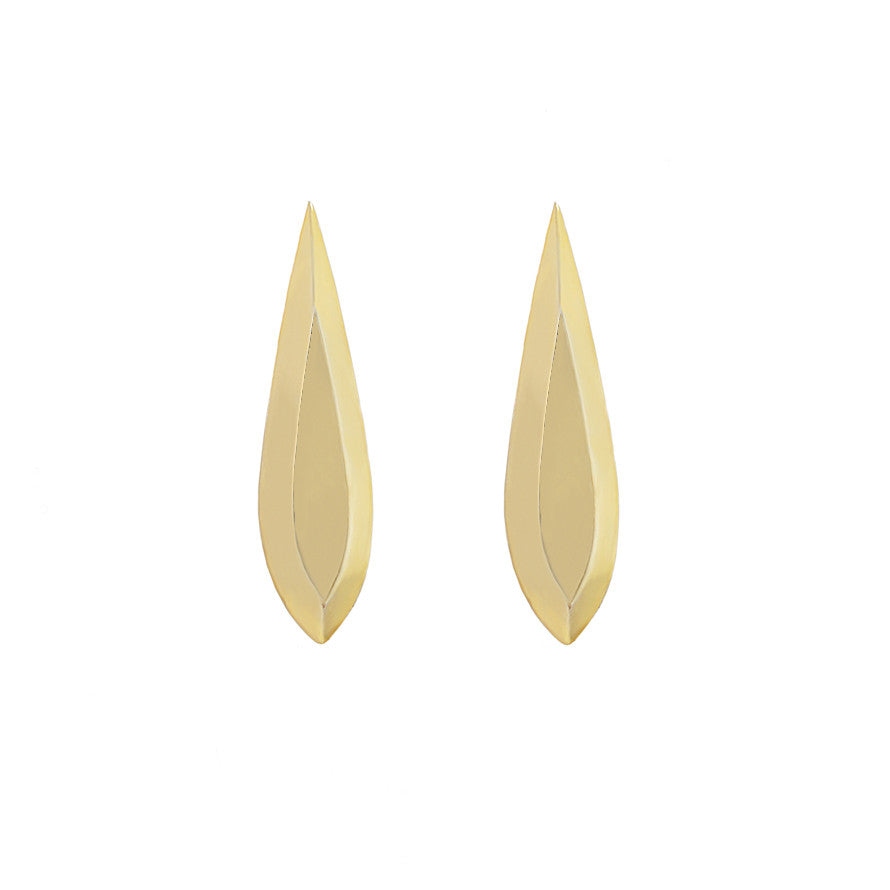Item No E052 Pear Earrings