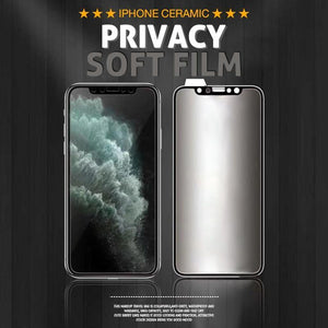 ?Christmas Sale 50% OFF?iPhone Ceramic Privacy Soft Film