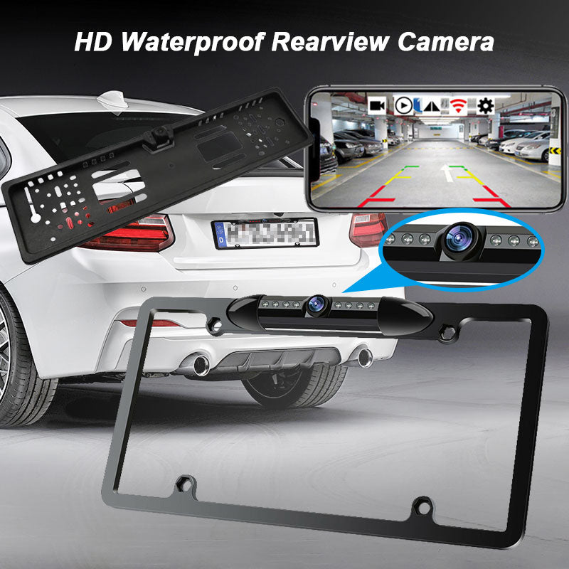 HD Waterproof Rearview Camera