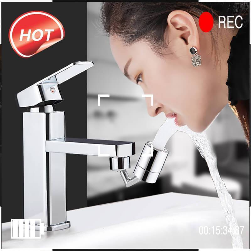 Universal Splash Filter Faucet(Limited Time Promotion-60% OFF)