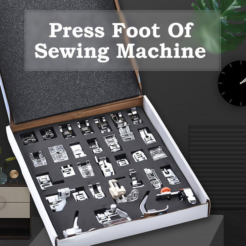 Press Foot Of Sewing Machine