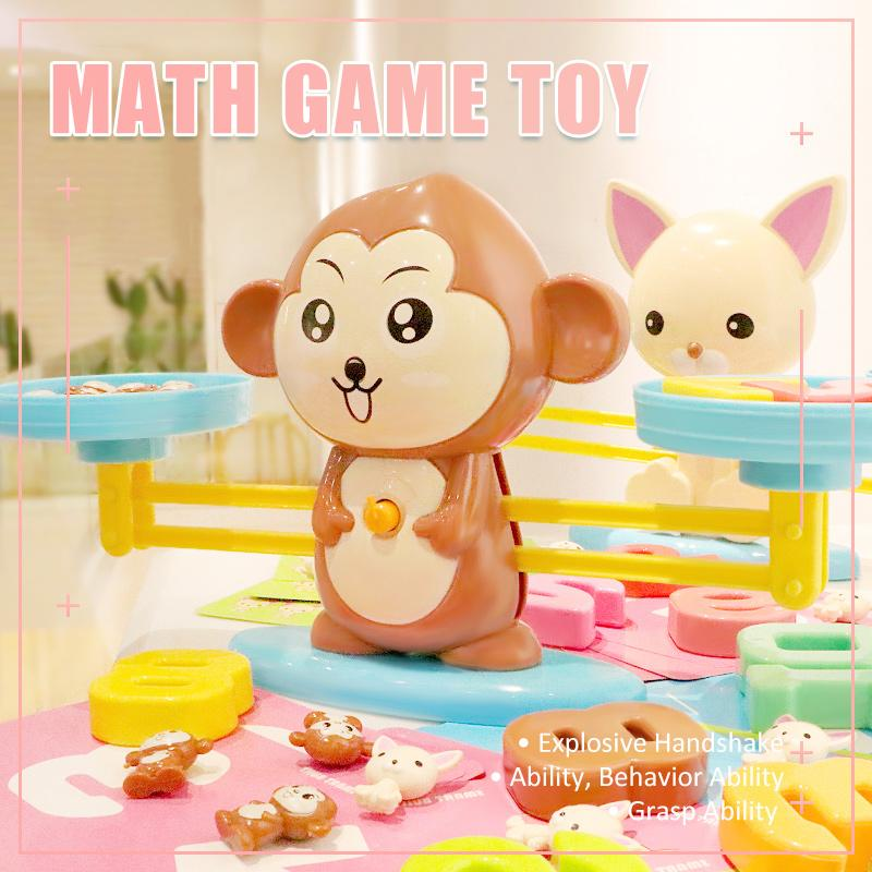 Math Game Toy
