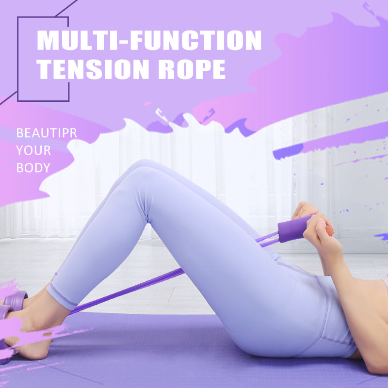 (60% OFF TODAY) Multi-Function Tension Rope