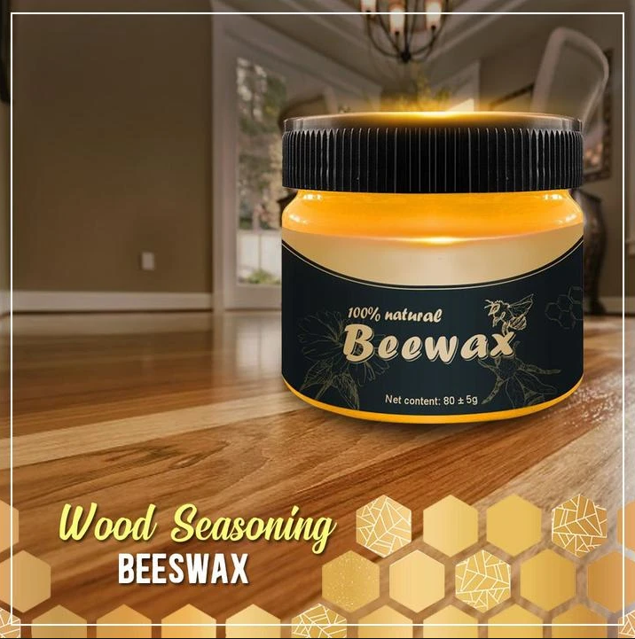 (60% OFF TODAY)Natural Beewax Furniture Care Polishing