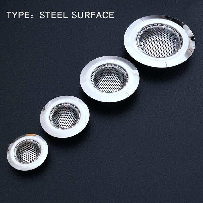Stainless Steel Anti-blocking Mesh (3PCS)