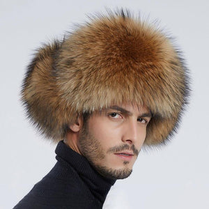 Thick Warm Ear Protection Hat