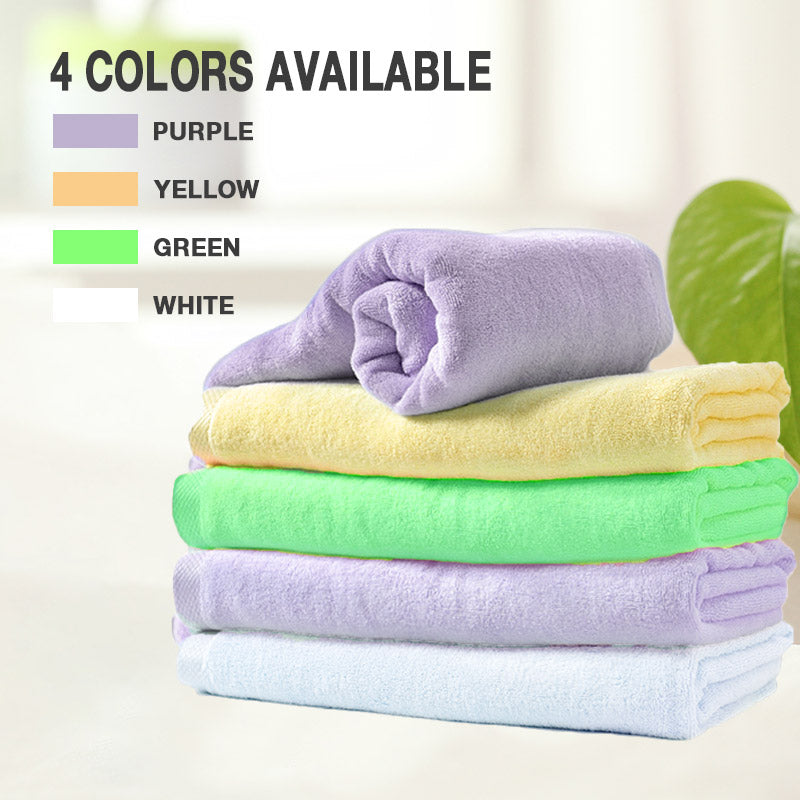 Multi-function Microfiber Cleaning Cloths(5 Pcs)