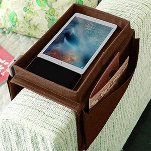 Sofa Arm Rest Organizer