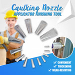 (50% OFF TODAY)Caulking Nozzle Applicator Finishing Tool