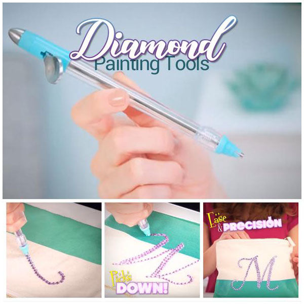 (60% OFF TODAY)Embroidery Accessories Diamond Painting Tools