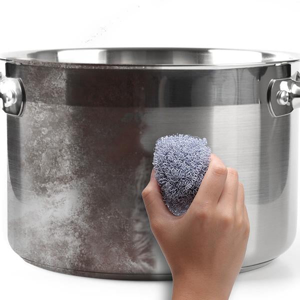 Nano Dish Scrubber Pot Brush