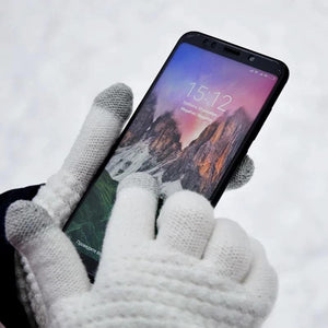 Winter Warm Touch Screen Gloves