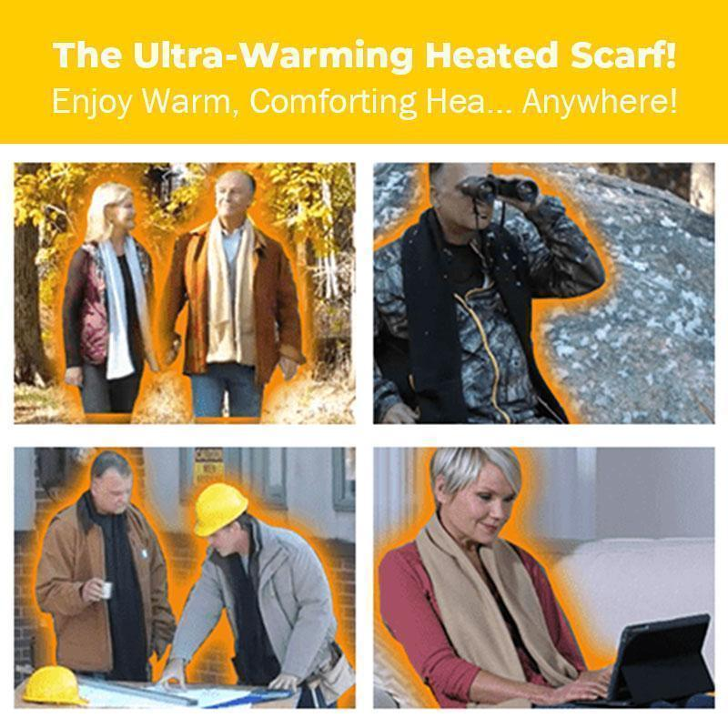 (Christmas Sale -50%OFF) Mintiml Fiery Scarf