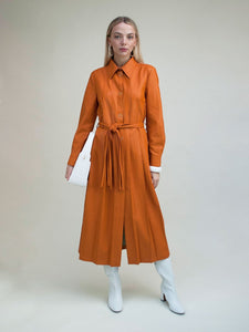 House of Sunny Balearic Shirt Dress