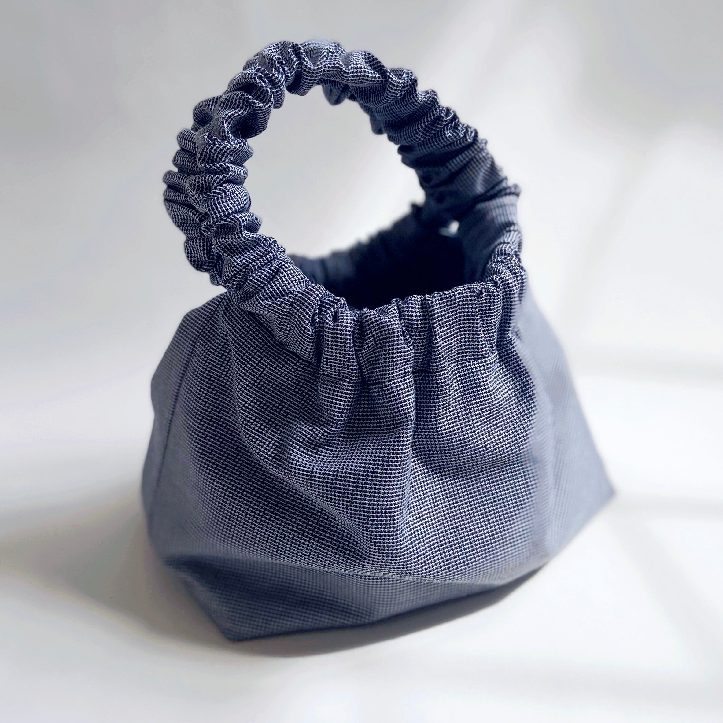 THIRTY NINE STUDIO | EIGHTY | Mini Ruched Box Bag